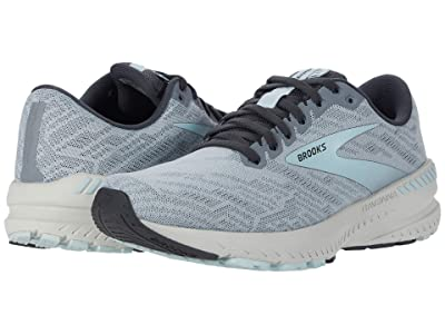 Brooks Ravenna 11 (Light Blue/Alloy/Grey) Women