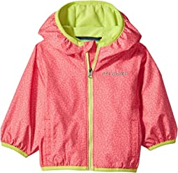 Columbia Kids - Mini Pixel Grabber™ II Wind Jacket (Infant/Toddler)