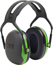 3M Peltor X1A Over-the-Head Ear Muffs, Noise Protection, NRR 22 dB, Construction,..