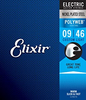 Elixir Strings Electric Guitar Strings 12025