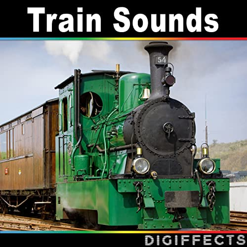 Steam Train Locomotive Horn or Whistle by Digiffects Sound