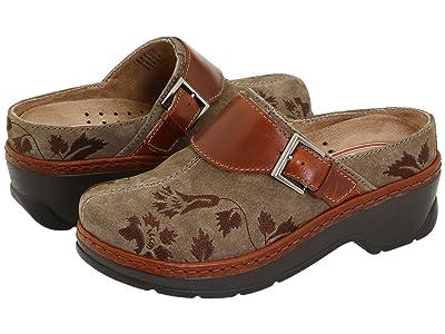 Klogs Footwear Austin (Taupe Suede Tapestry) Women