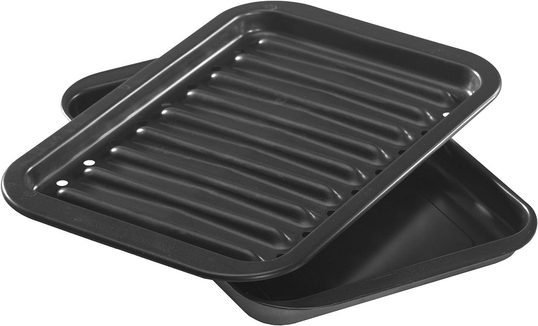 5 popular Nordic Ware Broiler Pan Sale item Nonstick 2-Piece Set