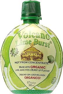 Dream Foods Lime Volcano Burst, 6.7 oz