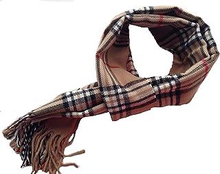 comprar comparacion LEGADO Bufanda cuadro escoces suave poliester comoda regalo combinable de invierno hombre y mujer calienta sin frio