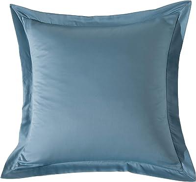 kensie Blue Floral Decorative Pillow, 20x20, Multi