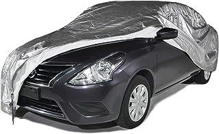Tapa-Car Funda Auto Sedan para Exteriores. Cubierta Impermea