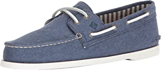 Sperry Top-Sider A/O 2-Eye Washed, A/O - 2 Yeux délavés. Homme