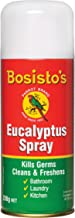 Bosisto's Eucalyptus Spray 200g   Multipurpose Spray, Kills 99.9% of Germs, Essential Oil, Fresh, Natural Effective Germ K...