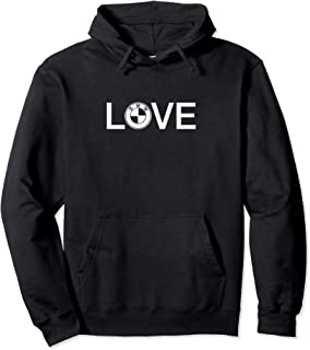 German Car Enthusiast Hoodie Import Modded Fast Love