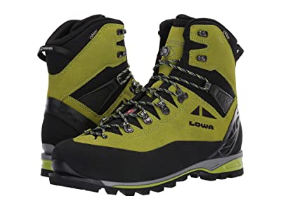 Lowa Alpine Expert GTX(r) (Lime/Black) Men