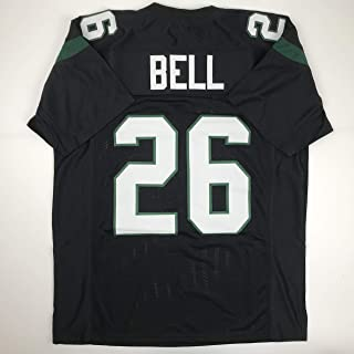 Unsigned Le'Veon LeVeon Bell New York Black Custom Stitched Football Jersey Size XL New No Brands/Logos