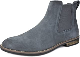 Best gray suede chelsea boots Reviews