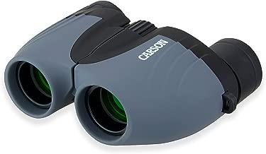 Carson Tracker 8x21mm Compact Sport Binocular, Grey (TZ-821)