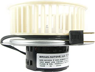 nutone model qt 80 b replacement
