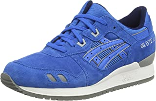 Asics Gel-Lyte III, Unisex Adults' Trainers, Mid Blue 4242, 4 UK