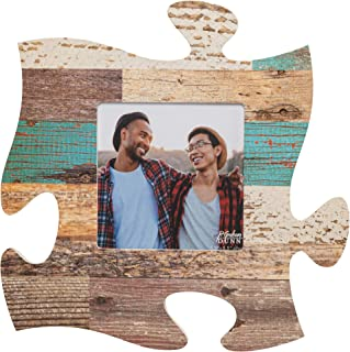 Best puzzle pieces wall photo frames Reviews
