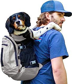 K9 Sport Sack | Dog Carrier Backpack for Small and Medium Pets | Front Facing Adjustable Dog Backpack Carrier | Fully Vent...