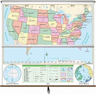 US/World Beginner Combo Classroom Map on Roller