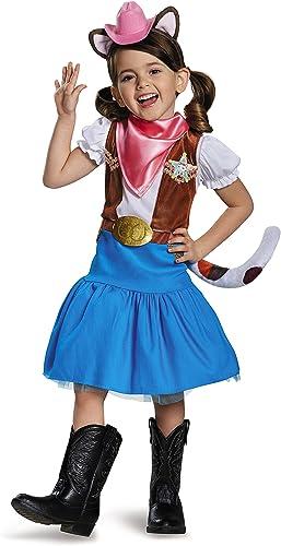 ahorra 50% -75% de descuento Disguise Classic Sheriff Callie Callie Callie Disney Costume, Small 2T by Disguise  soporte minorista mayorista