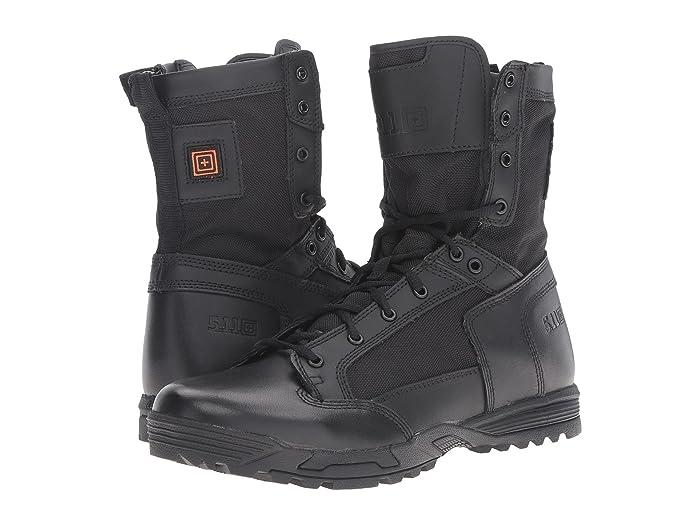 5.11 Tactical  Skyweight Side Zip Boot (Black) Mens Work Boots