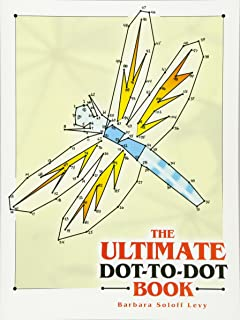 The Ultimate Dot-to-Dot Book (Dover Children's Activity Books)