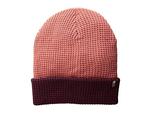 The North Face Waffle Beanie at Zappos.com 2ed7173e0e8