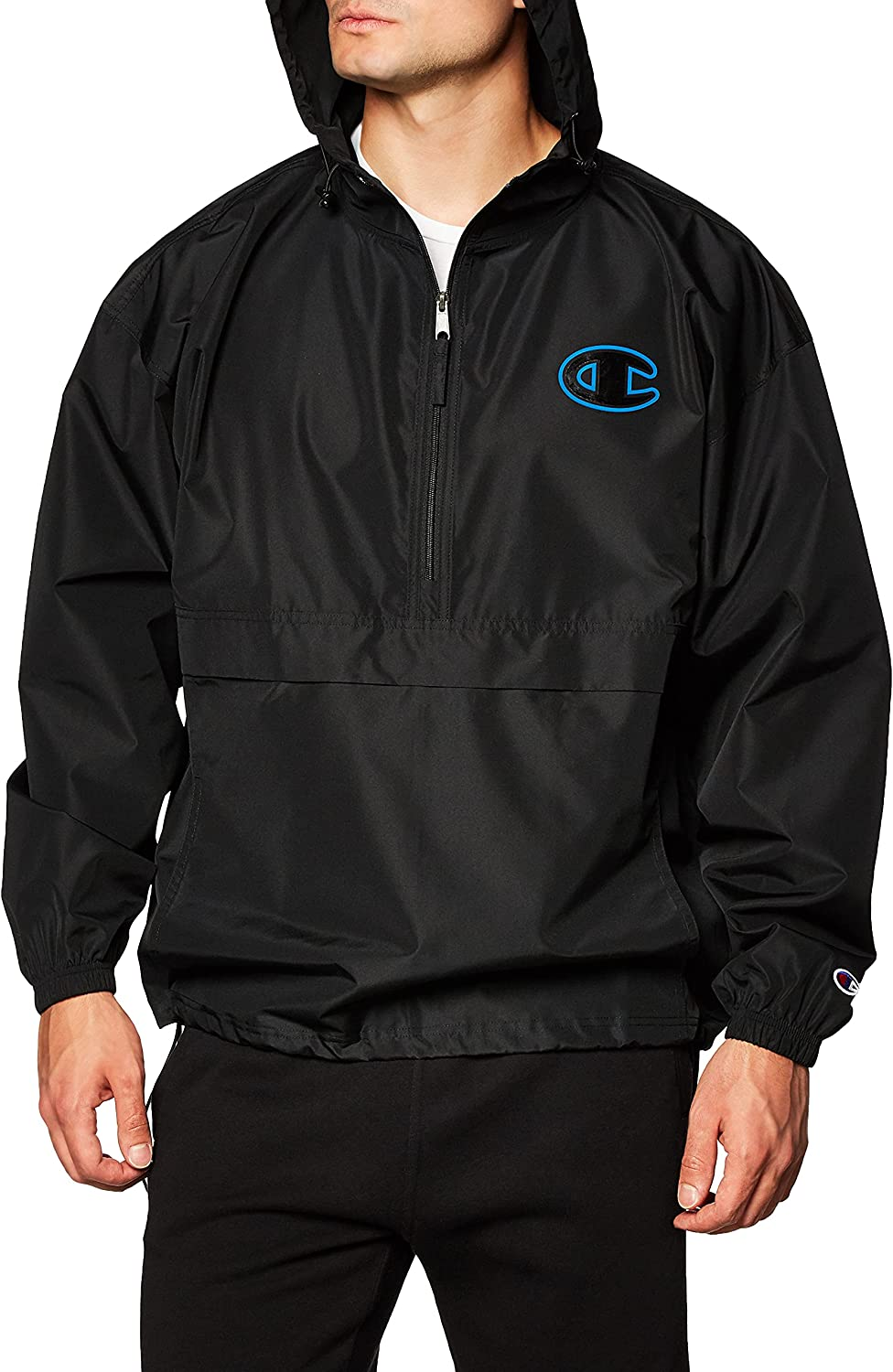 Champion mens Houston Mall Direct sale of manufacturer Packable Jacket