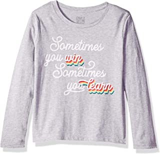 Gymboree Girls' Big Long Sleeve Casual Knit Top