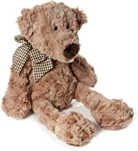 Mousehouse Gifts 40cm Stuffed Animal Traditional Brown Teddy Bear Soft Toy Suitable for Newborn Baby Boy or Girl