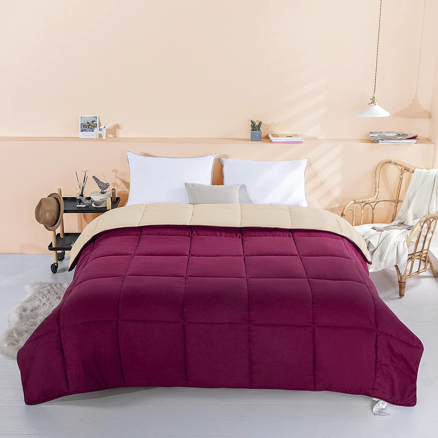 Seward Park King Size Comforter Bed for All items free Regular discount shipping Down Lightweight Alterna