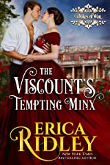 The Viscount's Tempting Minx: Regency Romance Novella (Dukes of War Book 1) Kindle Edition