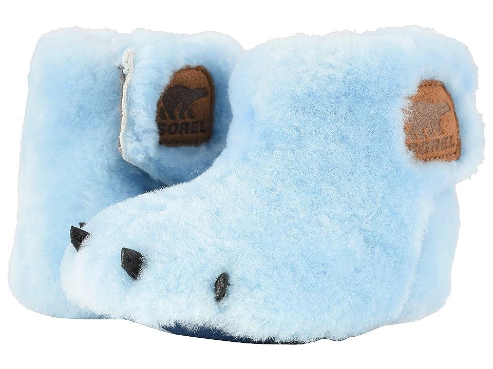 SOREL Kids Bear Paw Slipper (Infant) (Oxygen/Carbon) Boys Shoes
