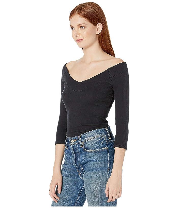 Free People Bardot Bodysuit - Ropa Camisas Y Tops