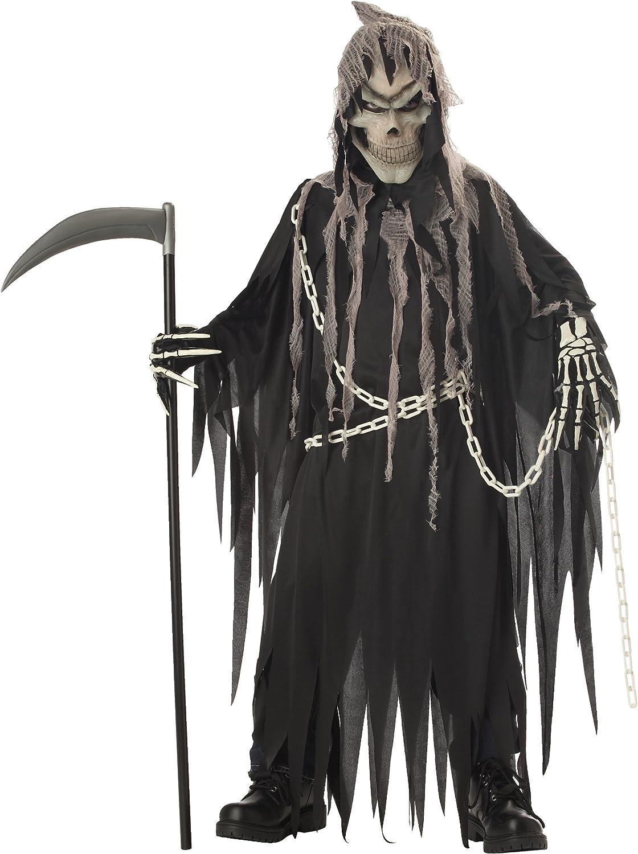 directo de fábrica California Costumes Grim Grim Grim Reaper Boys Halloween Costume XL  los clientes primero