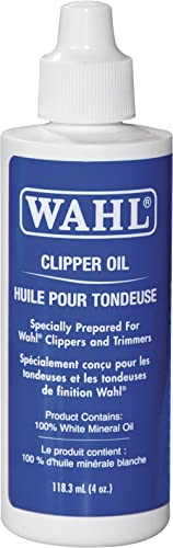 WAHL Professional Clipper Oil #53315 Lubricates Blades