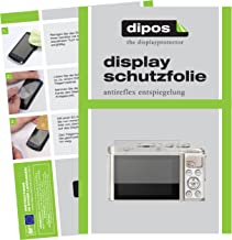 dipos Screen Protector matte compatible with Olympus Pen E-PL9 Protection Films