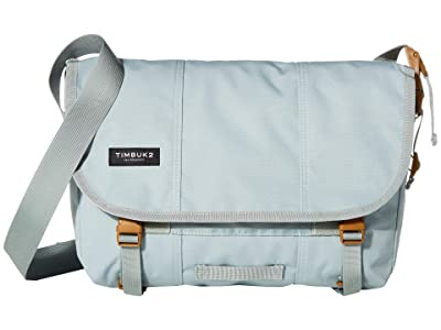 Timbuk2 Flight Classic Messenger Small (Eucalyptus/Brass) Messenger Bags