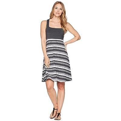 FIG Clothing Ryo Dress (Cliff Stripe) Women