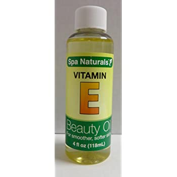 Spa Naturals Vitamin E Beauty Oil 4 oz