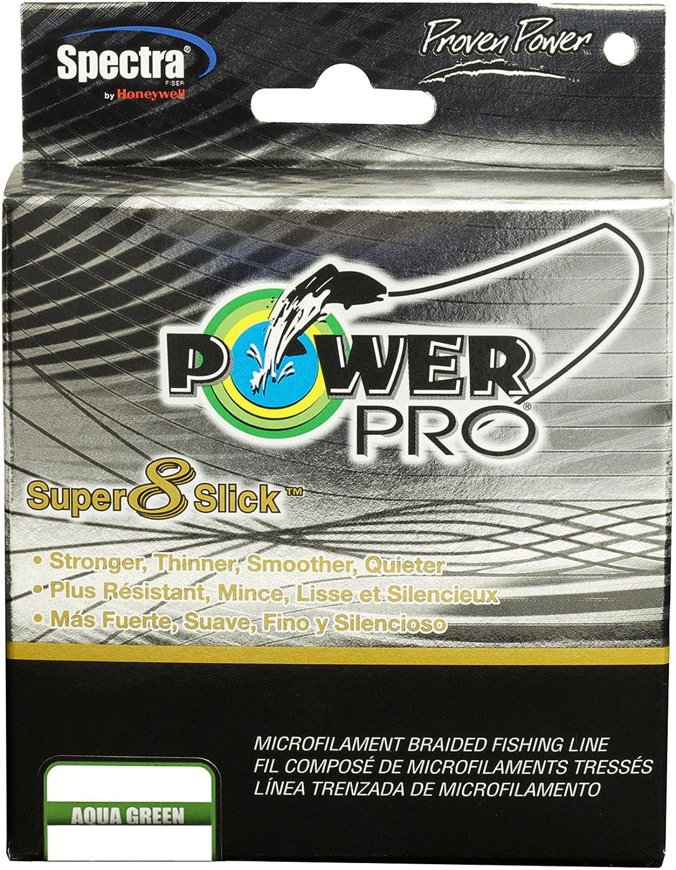 Power Pro Super 8 Slick Braided Fishing Line
