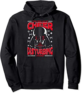 Darth Vader I Find Your Lack Of Cheer Disturbing Pullover Hoodie