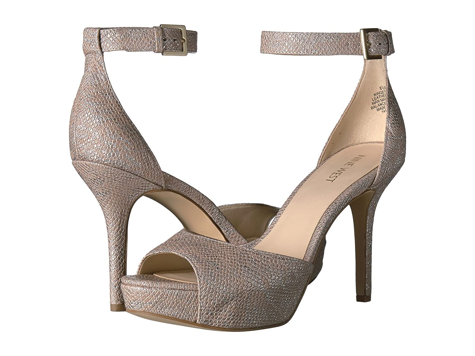 Men/Women:Nine West Qeturah :High :High Qeturah Quality Materials 10a480