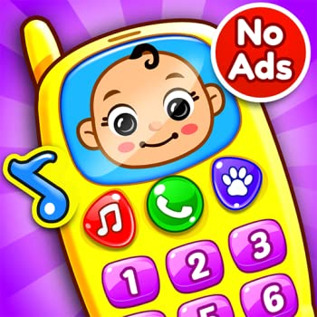 Baby Games - Nursery Rhymes Baby Piano Baby Phone First Words For Babies & Kids