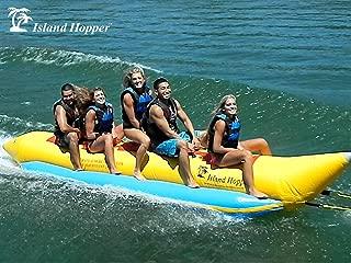 Island Hopper Recreational Banana Water Sled