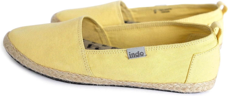 Indosole Pantai Travel shoes Yellow