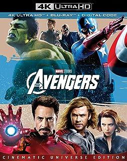 MARVEL`S THE AVENGERS [Blu-ray]