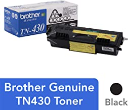 Brother TN-430 Fax-4750 5750 8350 8750 HL-1030 1230 1430 MFC-8300 9600 Toner Cartridge (Black) in Retail Packaging
