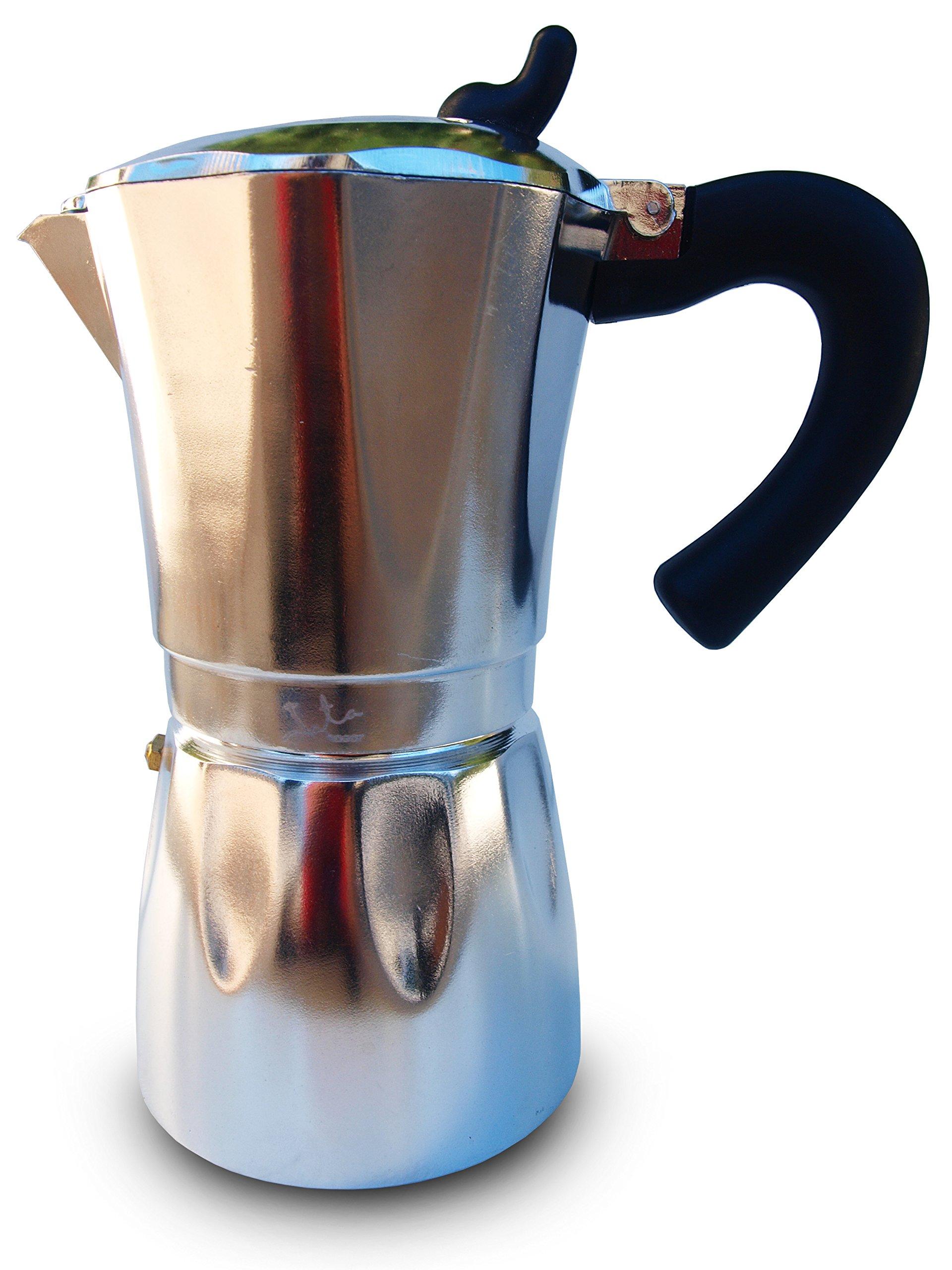 Jata Cafetera Italiana 9 Tazas: Amazon.es: Hogar