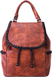 Concealed Carry Purse - Madelyn Backpack by Lady Conceal
